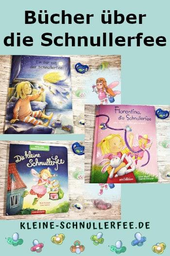 Bücher über die Schnullerfee Pinterest