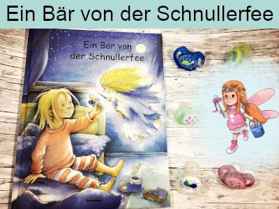 Ein Bär von der Schnullerfee - Bärbel Spathelf und Susanne Szesny - albarello